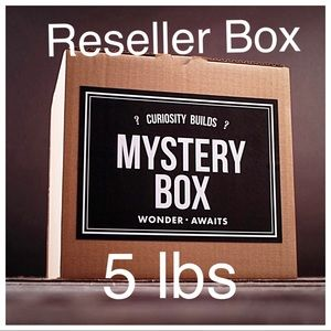 Resellers box of goodies double or triple your $